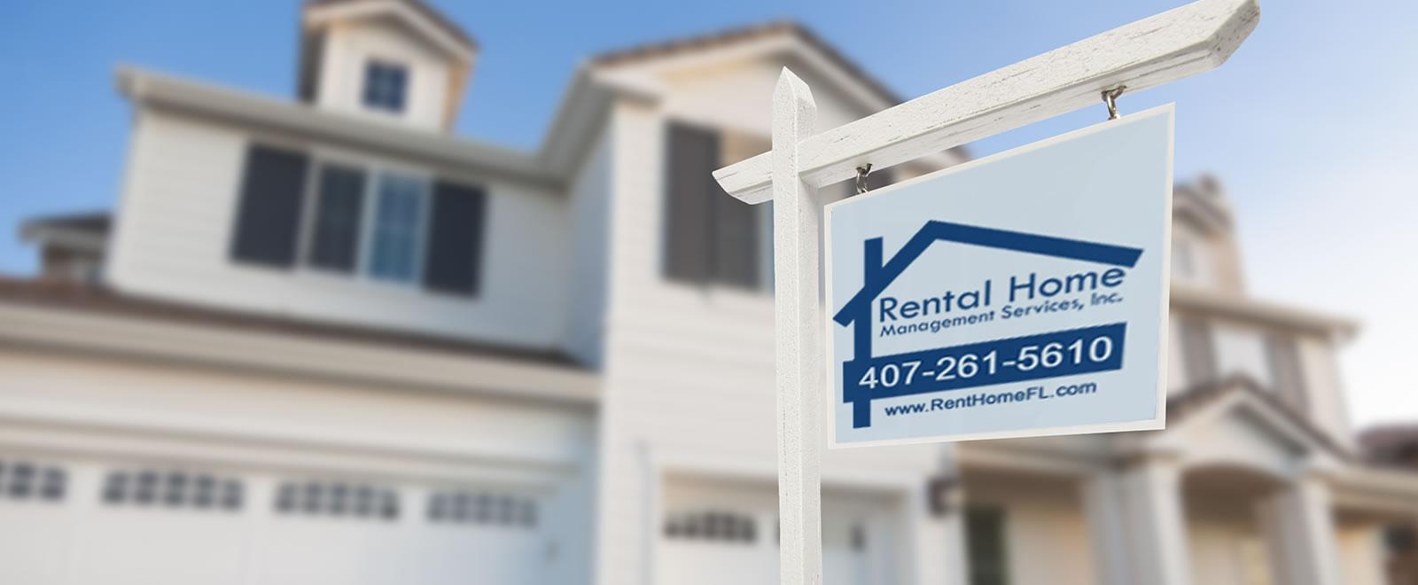Rental Home Management Services - Property Management Winter Garden ...